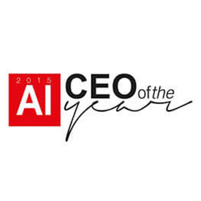 2015 AI CEO of the Year - IT and Services Sector UK