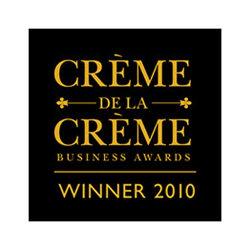 2010 Creme de la Creme Business Award - Outstanding Retail Foreign Exchange Technology