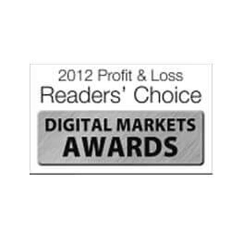2012 P&L Magazine Digital Markets - Award for Innovation