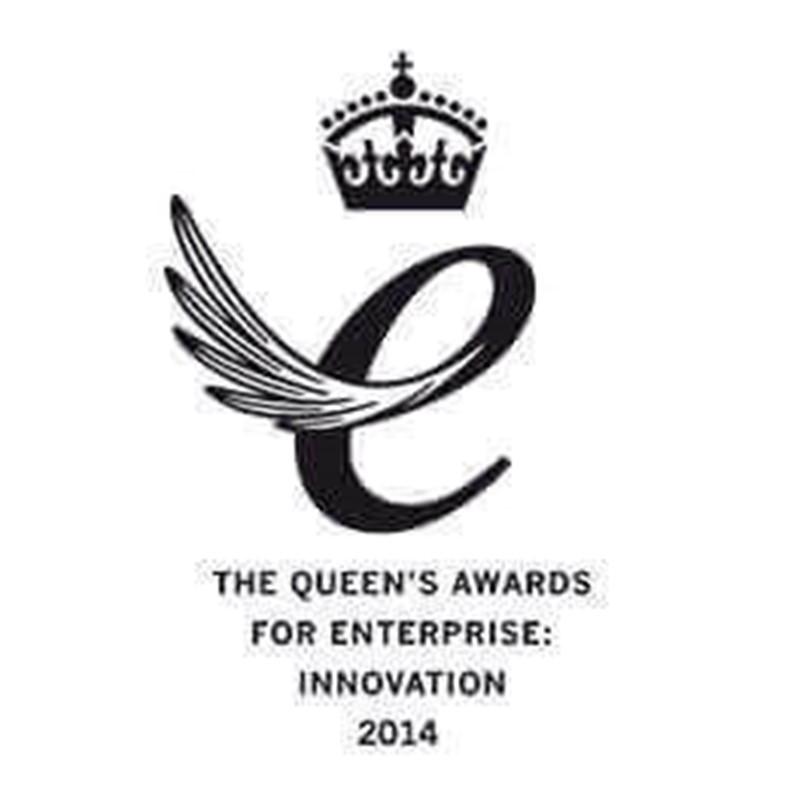 2014 Queens Award for Enterprise - Innovation