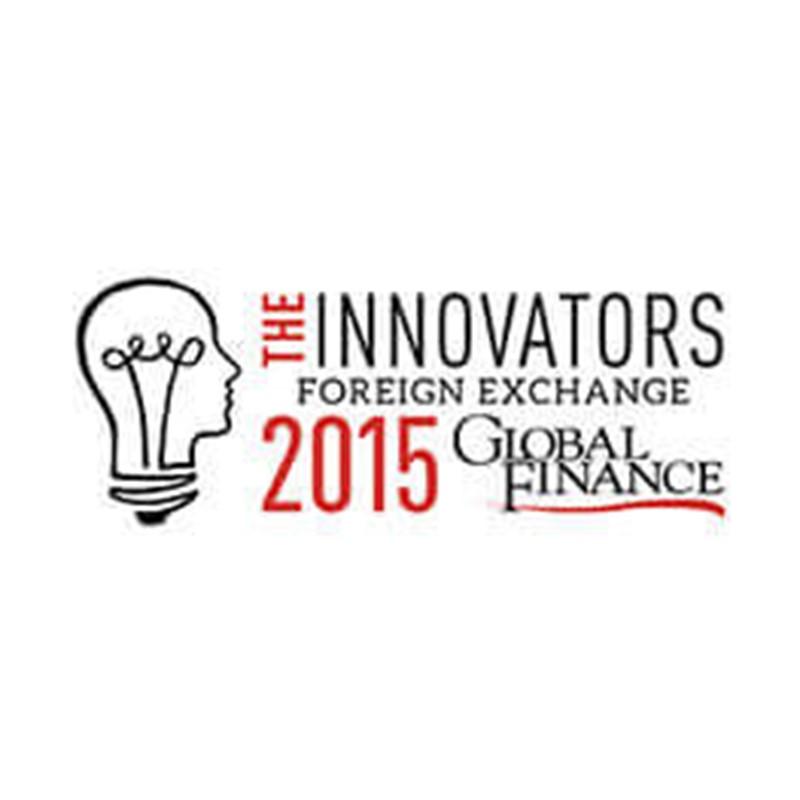 2015 Global Finance Innovators Awards - Product/Process Innovation