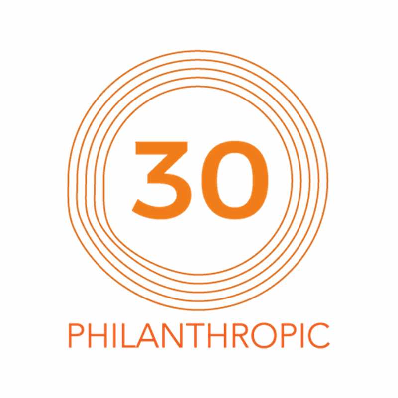 2017 Real Business Philanthropic 30 - Gold-i Foundation